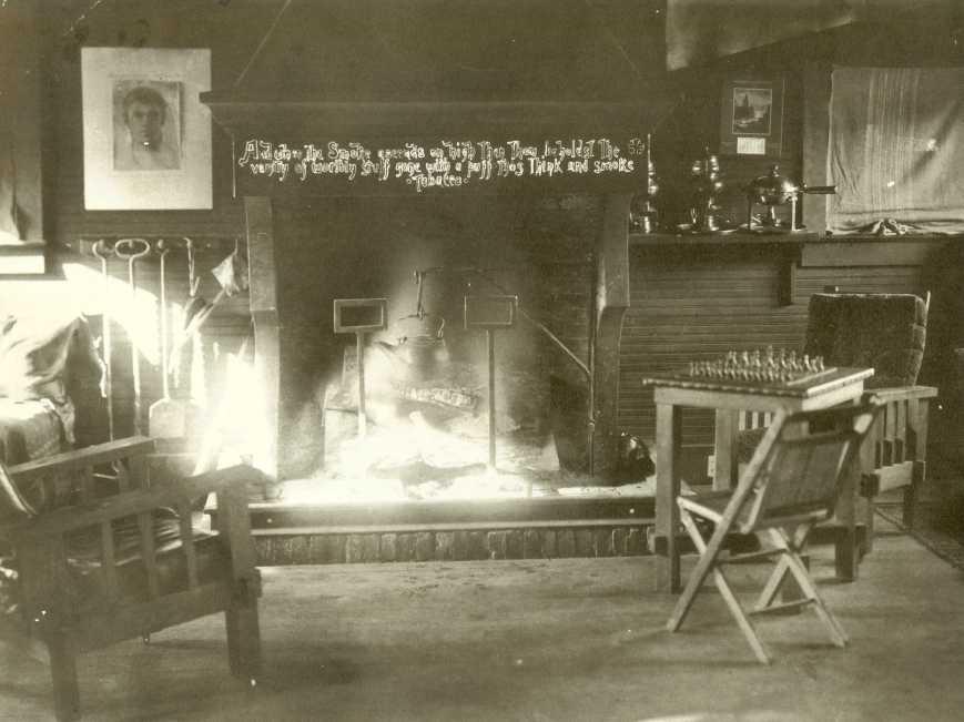 06-24-1 Dragon fireplace